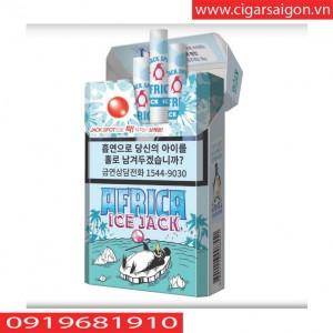 Thuốc lá Africa ICE Jack