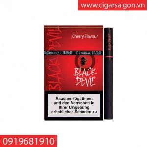 Thuốc lá Black devil cherry ( Quỷ đỏ)