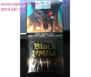 xì gà Black mild mini Classic