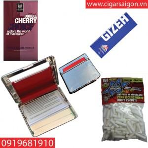Bộ thuốc lá cuốn tay Mac Baren Cherry Choice 1