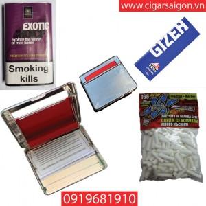 Bộ thuốc lá cuốn tay Mac Baren Exotic Choice 1