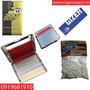 Bộ thuốc lá cuốn tay Mac Baren Vannilla Choice 1