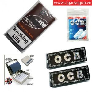 Bộ thuốc lá cuốn tay Mac Baren Cafe #09 Choice 2