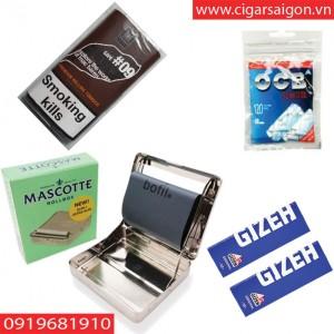 Bộ thuốc lá cuốn tay Mac Baren Cafe #09 Choice 6