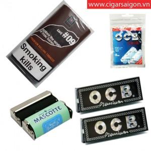 Bộ thuốc lá cuốn tay Mac Baren Cafe #09 Choice 1