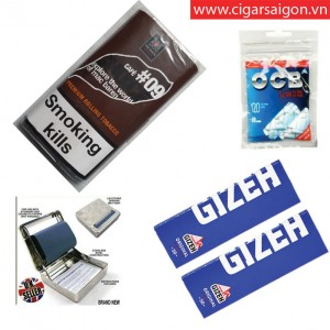 Bộ thuốc lá cuốn tay Mac Baren Cafe #09 Choice 3
