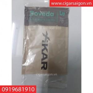 Túi Giữ Ẩm Xì Gà ( Humidor) N003, túi giữ ẩm boveda, túi giữ ẩm boveda 65%