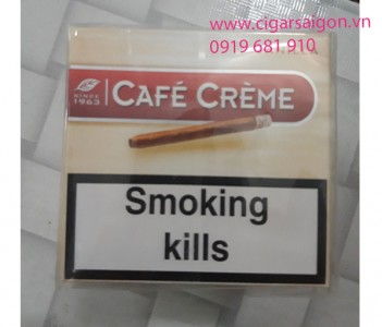 Café Crème Vanilla Hộp Giấy