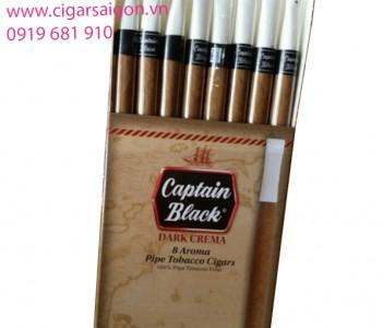 Xì gà Captain Black Dark Crema 8 Aroma