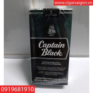 Xì gà Captain Black Little Cigars Dark