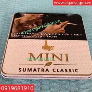 Xì gà Villiger Mini sumatra classic việt Nam