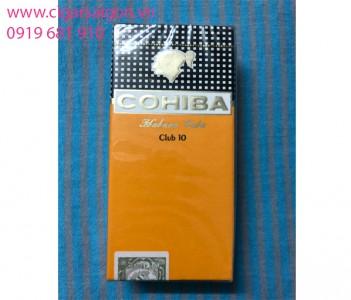 Xì gà Mini Cohiba Club 10 hộp 10 điếu