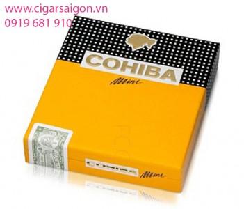 Xì gà Mini Cohiba hộp 10 điếu