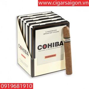 Xì gà Cohiba Pequenos hộp 6 điếu (Cohiba hộp 6 điếu)