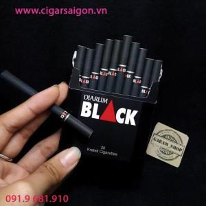 Thuốc lá Djarum Black 20's