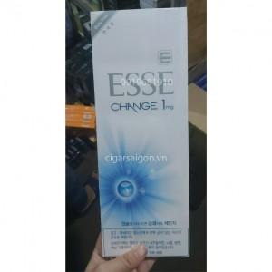 Thuốc lá Esse Change - hàng duty free Hàn Quốc