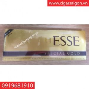 Thuốc lá ESSE Special Gold Hàn Quốc