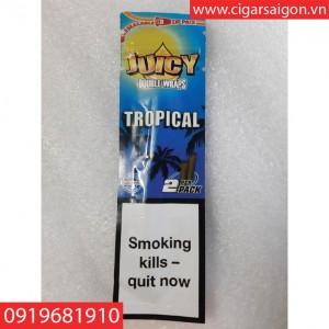 Giấy Cuốn Thuốc lá xay Juicy Tropical