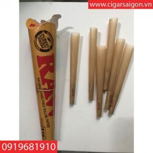Giấy cuốn thuốc lá Raw Classic Cone 1 1/4 Size-1