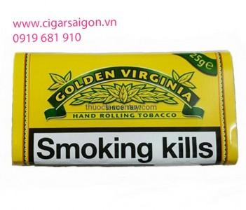 Thuốc lá cuộn tay Golden virginia