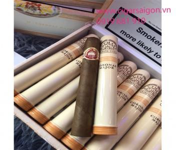 xì gà h.upmann coronas major tubos hộp 25