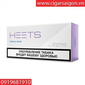 Thuốc lá điện tử Heets IQOS Purple Wave-Nga