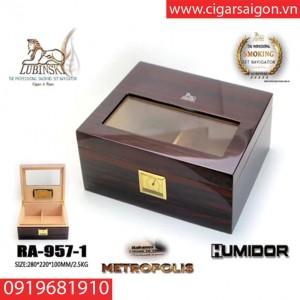 Hộp Giữ Ẩm Xì Gà ( Humidor) RA-957-1-1