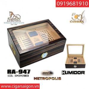 Hộp Giữ Ẩm Xì Gà ( Humidor) RA-947
