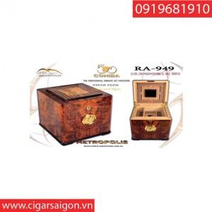 Hộp Giữ Ẩm Xì Gà ( Humidor) RA-949