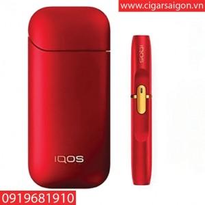 Máy iqos 2.4 plus Limited Red Hàn Quốc ( Korea) màu đỏ