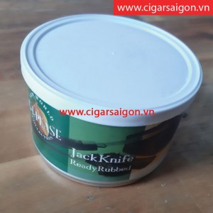Thuốc hút tẩu G. L. Pease Jack Knife ready rubbed ( glpease gl pease)