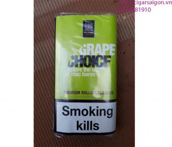 Thuốc lá cuốn tay Mac baren Grape Choice