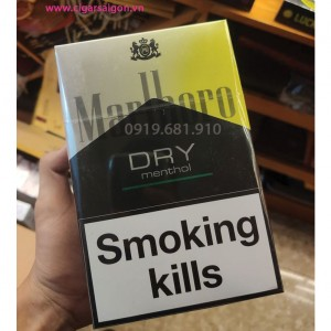Thuốc lá Marlboro Dry Menthol
