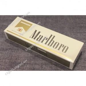Thuốc lá Marlboro gold hàng Mỹ, Marlboro Mỹ, marlboro trắng mỹ