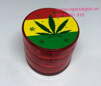 Máy xay thuốc lá 4 tầng MX-008