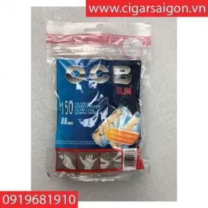 Đầu lọc thuốc lá cuốn tay Slim 150