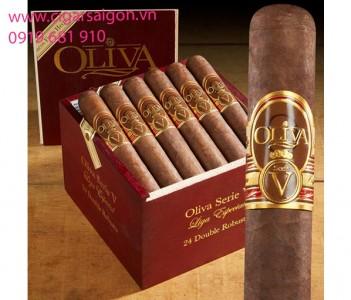 Xì gà Oliva Serie V Liga Especial 24 Double Robusto- 24 Điếu