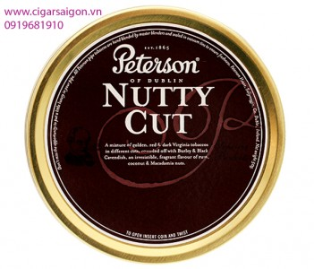 Thuốc Hút Tẩu Peterson Nutty Cut