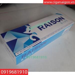 Thuốc lá Raison blue