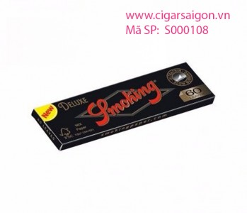 Giấy cuốn thuốc lá Smoking Regular Deluxe