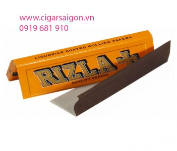 Giấy cuôn thuốc lá Liquorice Rizla