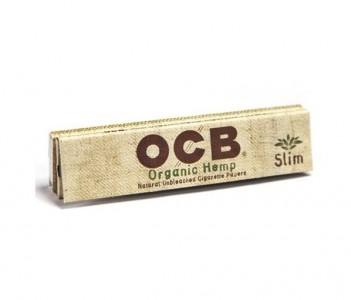 Giấy cuốn thuốc lá OCB Sllim Organic Hemp