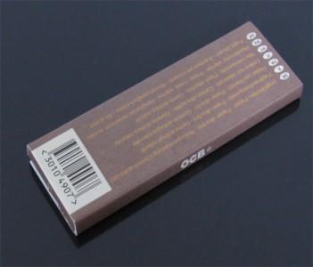 Giấy cuốn thuốc lá OCB Unbleached