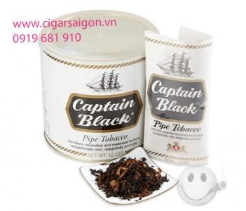 Thuốc hút tẩu Captain Black White