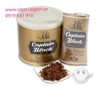 Thuốc hút tẩu Captain Black Gold