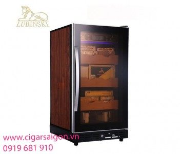 Tủ điện bảo quản giữ ẩm xì gà Lubinski LBS-003