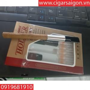 Tẩu hút thuốc lá xì gà Sanda holder SD-128
