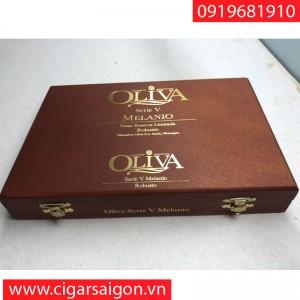 Xì gà Oliva Serie V Menanio Robusto - Hộp 10 điếu