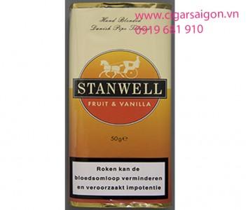 Thuốc hút tẩu Stanwell Fruit & Vanilla