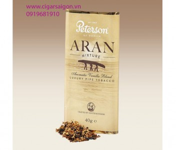 Thuốc hút tẩu Peterson Aran mixture